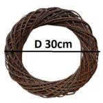 4-BrownD30cm